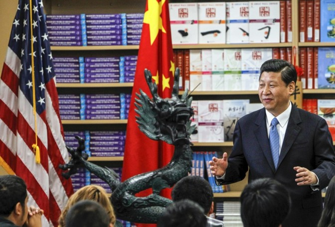 Xi Prioritizes Tech Firms Over Pentagon & White House