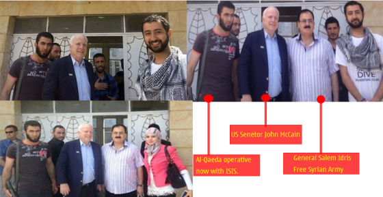 mccain with isis