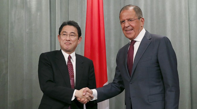 Two Koreas Want Better Ties; Russia-Japan Peace Talks Untimely, Said US