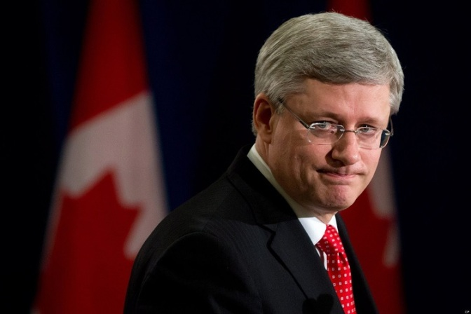 The Harper Corruption of Canada & Opposition Fear to Name It