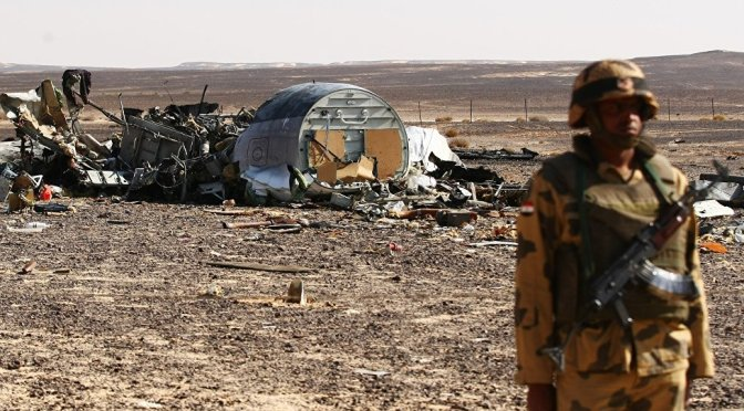 Terrorism Not Ruled Out by Kremlin re Flight 7K9268 Crash