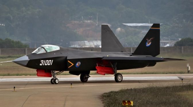 Stealth Technology Disclosed Publicly by China to Cripple West Warmongers