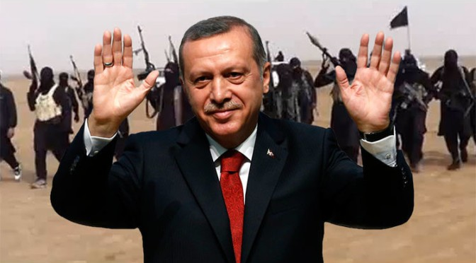 Erdogan's Government is Digging its Own Grave