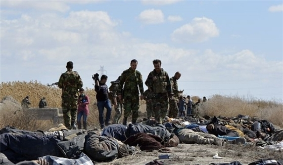 ISIL terrorists