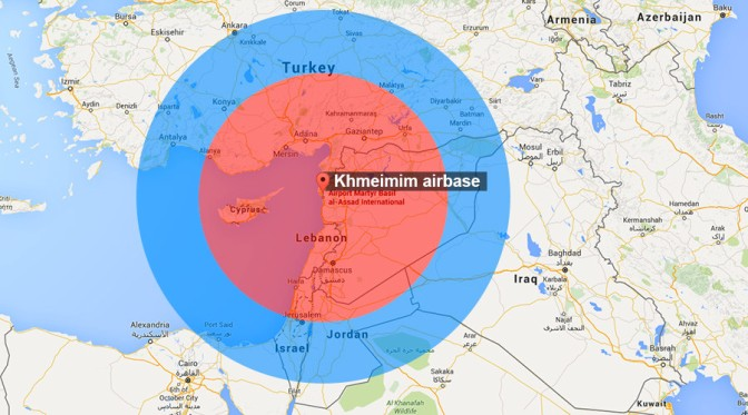 Russian No-Fly Zone Across Syria Grounded US & Turkey Planes; Sanctions In Effect