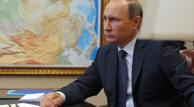 """Turkey backstabbed Russia"" – Putin"