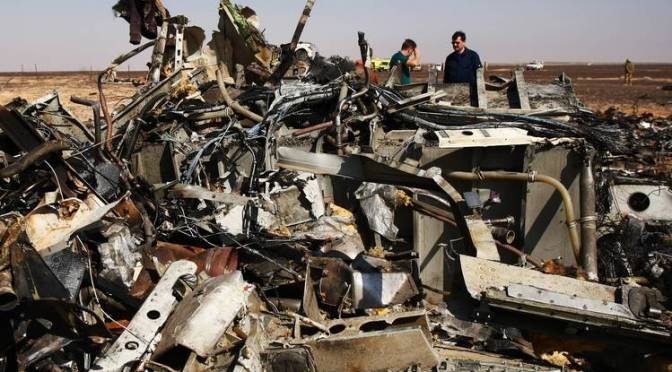 Did US Gov't Murder 3 Agents to Coverup Russian Flight 7K9268 Complicity?