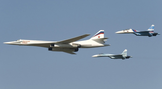 Russia Unleashes Long Range, Strategic Bombers After Warning G20 on Financing ISIS