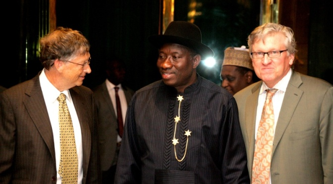 Bill Gates, Monsanto & Saudi Arabia are Raping Nigeria with Terror & GMO