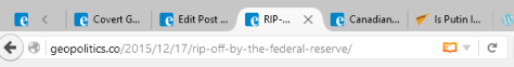 RIP-OFF BY THE FEDERAL RESERVE: Charges of Multi-Trillion Fraud Filed vs. Bankers Browser-reader-button