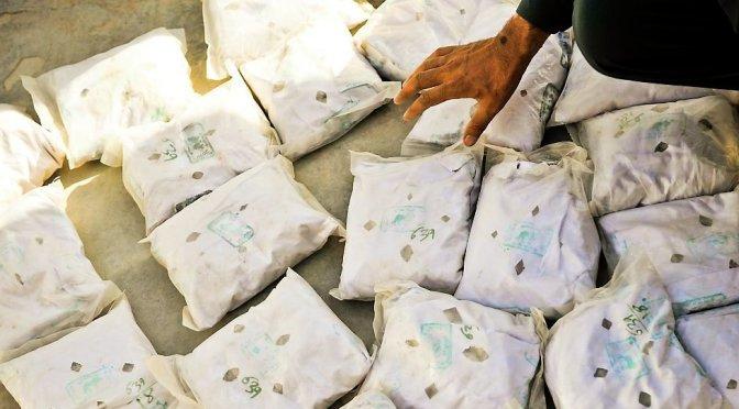 ISIS-Turkish Heroin Smuggling Foiled Over Serbian Border
