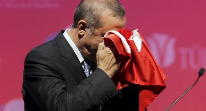 The Real Reason Why Erdogan is Seeking Peace with Putin Now
