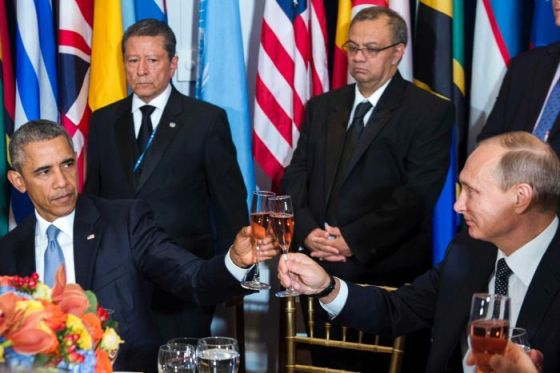 putin and obama at united nations 0
