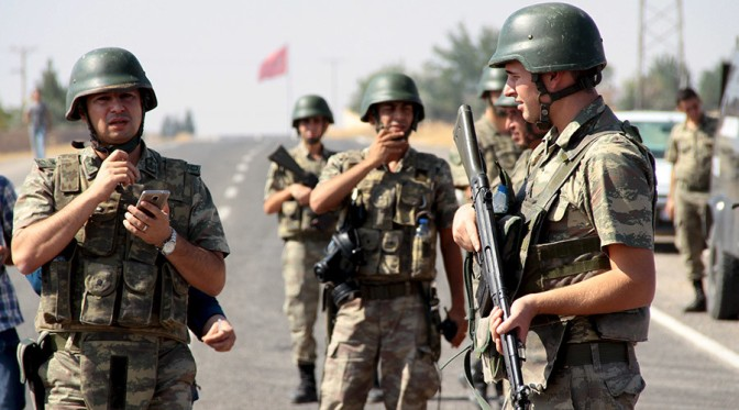 Turkish Troops Withdraw After Iraqis Started to Mobilize