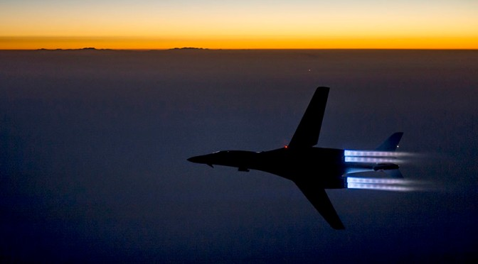 US Military Continues to Protect Islamic State, Bombs Syrian Army Camp