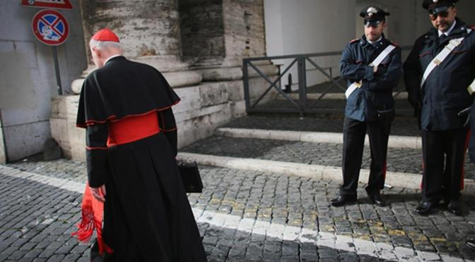 French Police Seized Vatican Car Loaded with Cocaine and Cannabis