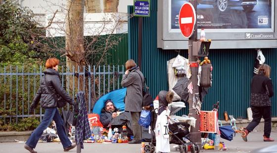 Economic emergency declared in France