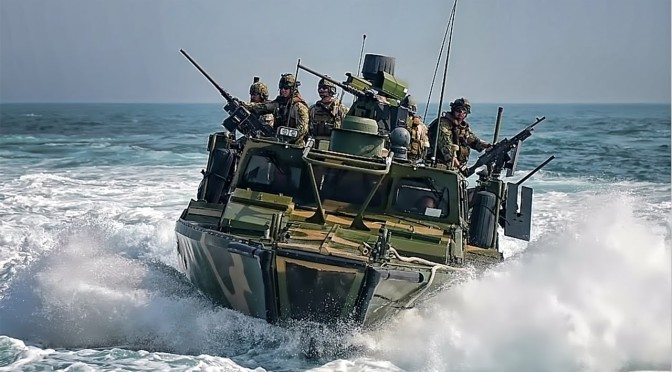 Confirmed: 2 US Riverine Command Boats Didn't Suffer Mechanical Failure on Iranian Waters