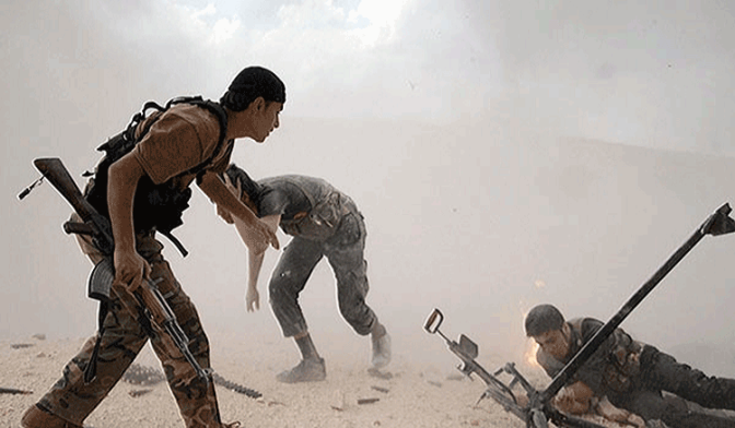 120 Days in Hell: Islamic State Factions Now Shooting Each Other