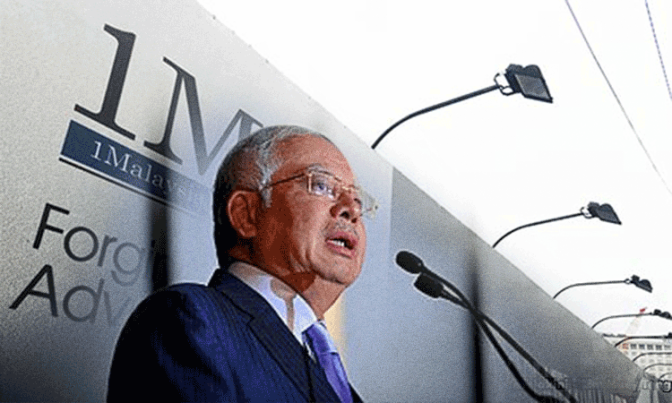 Large Number of Bank Accounts Seized Re 1MDB-Goldman Sachs Laundering Scandal