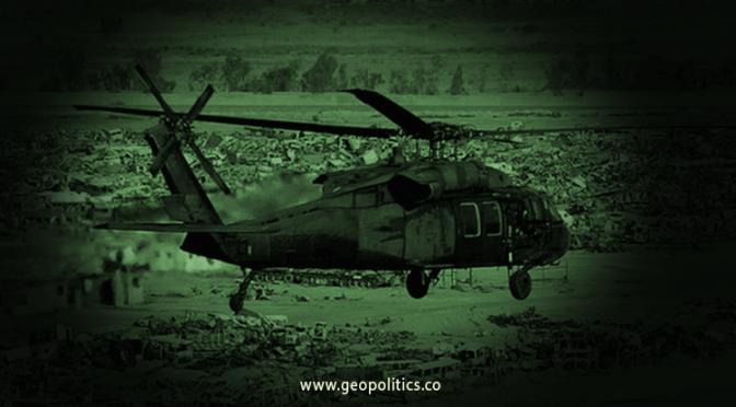 US Caught Evacuating ISIS Leaders in Iraq