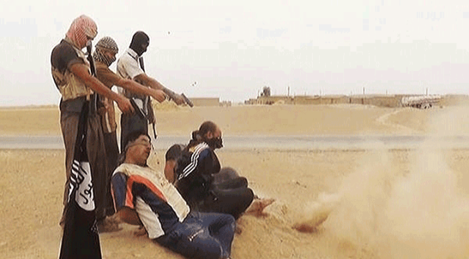 Daesh Terrorists Continue to Suffer Huge Loses in Syria, Execute Own Commanders