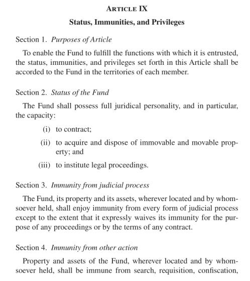 P26 Imf Articles Of Agreement Covert Geopolitics