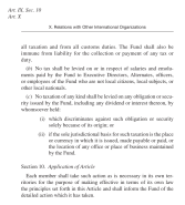 p28 imf articles of agreement