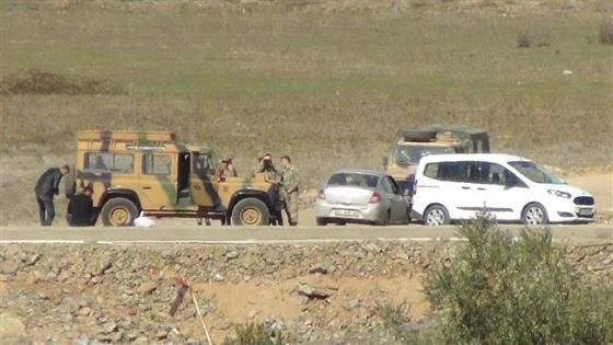 Turkey Army Troops Enter Syria's Aleppo Province3