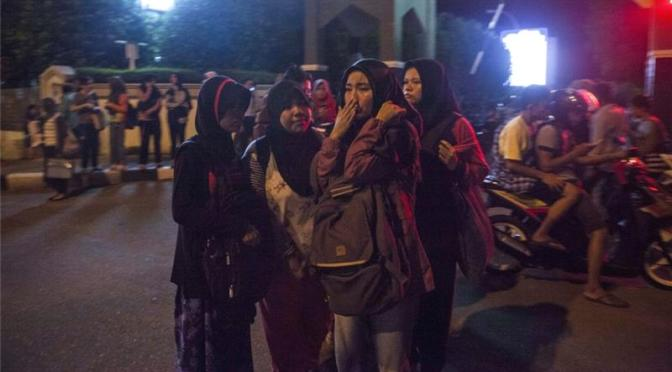 Indonesia Hit with 7.8 Magnitude Earthquake for Resisting Khazarian Demands