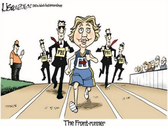 the frontrunner