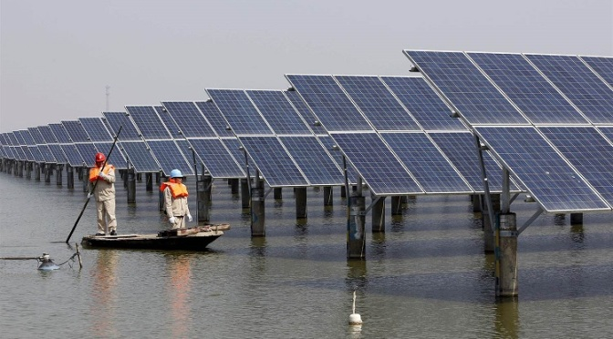 China's $50 Trillion Global Clean Energy Project Muted by Panama Papers