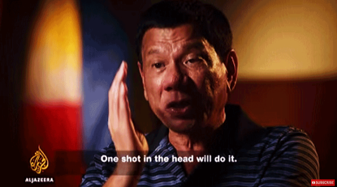 Rodrigo Duterte: The Philippine Revolutionary President
