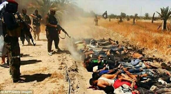 ISIS Massacred Over 300 West African Migrants In Libya