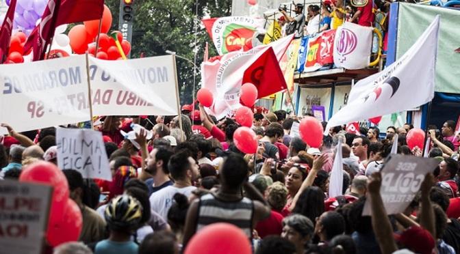 Cabalist Impeachment Efforts Against Rousseff Faltering?