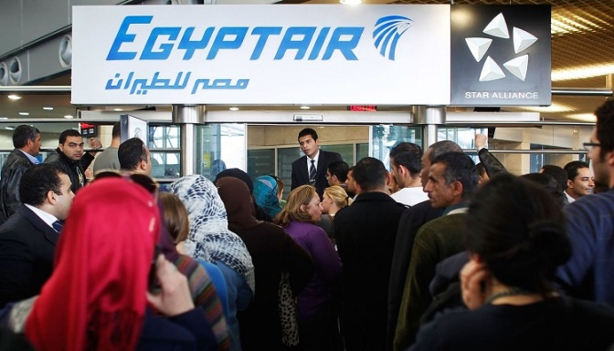 EgyptAir Flight MS804