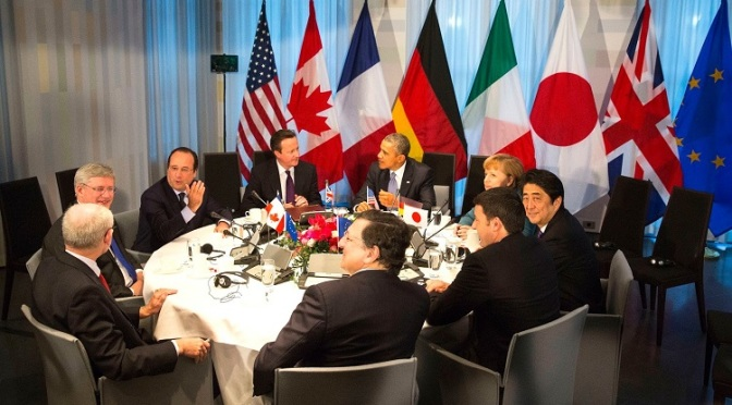 "G7 Prefer ""Tough Stance"" vs. China when Direct Bilateral Engagement is Still Working"
