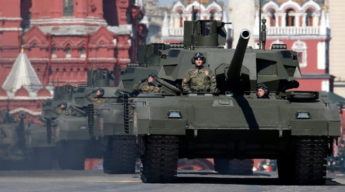 How Russia is Preparing for WW3