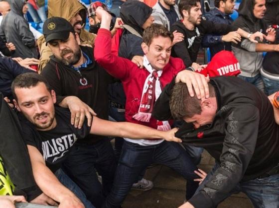 football riot 2016
