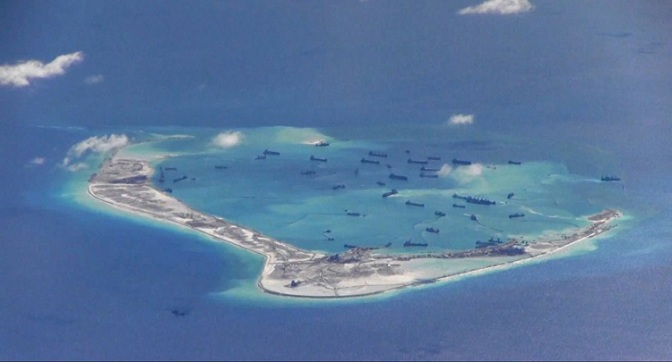 Hague tribunal: None of the Spratly islands grant China an exclusive economic zone