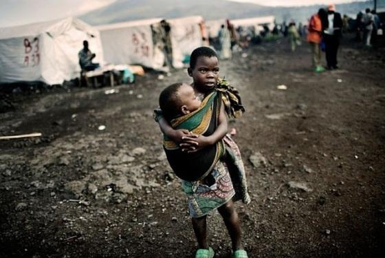 congolese children