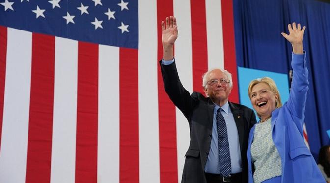 Sanders' False Political Revolution Provides A Glimpse to Trump's America Great Again Rhetoric