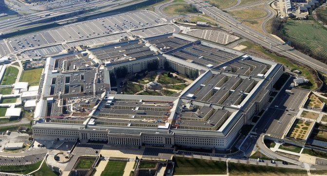 Pentagon Fails First-Ever Official Audit