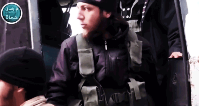 """America Is On Our Side"" 