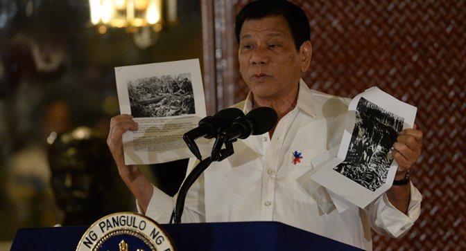US Special Forces Must Go | Duterte