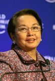 The Ongoing Philippine Revolution is Catching Fire Gloria_macapagal_arroyo_wef_2009