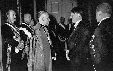 hitler and catholic papal nuncio
