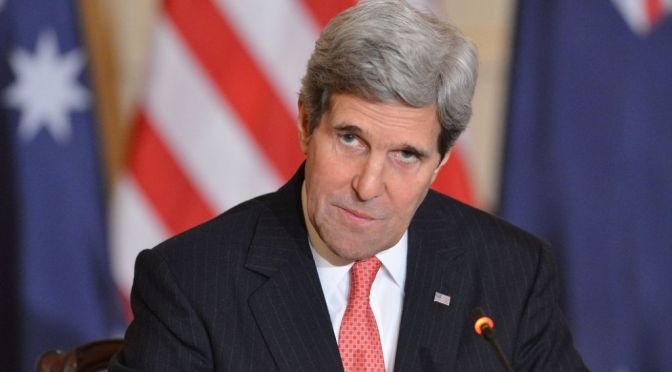 Tectonic Shifts in the Middle East Due to US State Department's Warmongering