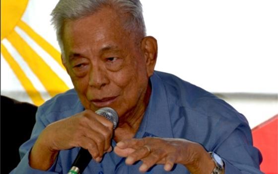 Senator Aquilino Q. Pimentel Jr.