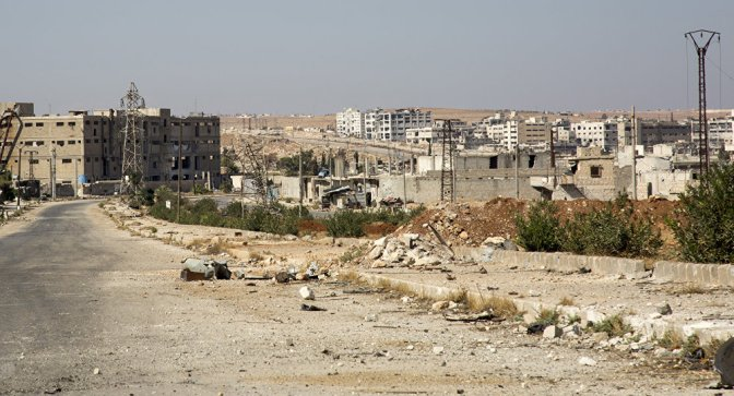 90,000 East Aleppo Residents Saved from CIA Terrorists